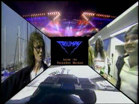 Triumph - Inside The Rock'N'Roll Machine