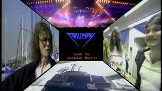 Triumph - Inside The Rock