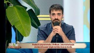In Saptamana Mare, Liviu Teodorescu a lansat single-ul Lista de pacate