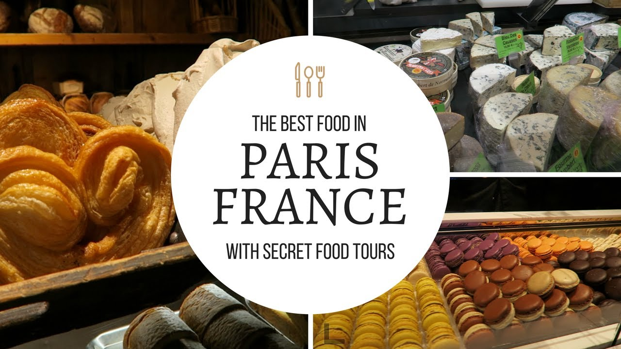 the best food in paris with secret food tours paris paris vlog days 1 and 2 youtube. Black Bedroom Furniture Sets. Home Design Ideas