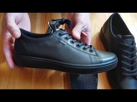 Обзор мужских туфлей ECCO SOFT 7 с GORE-TEX
