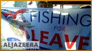 🇬🇧🇪🇺Brexit fishing rights: Questions about North Sea ownership | Al Jazeera English