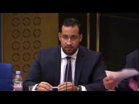 AFP: Audition de Benalla: les sénateurs travaillent