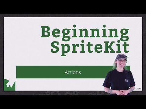 Actions - Beginning SpriteKit - raywenderlich.com