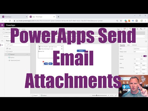 PowerApps Email Attachments With The Office 365 Connector And Attachment Control
