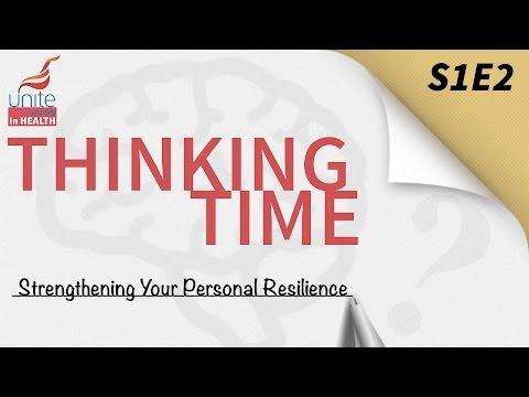 UiHTT S1E2: Strengthening Your Personal Resilience