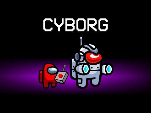 New CYBORG Role In Among Us!