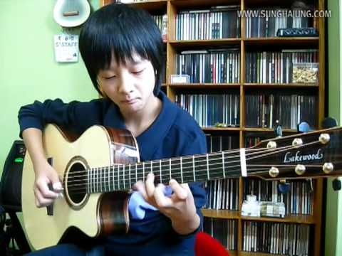 (Michael Jackson) Rock With You - Sungha Jung