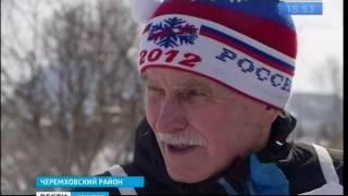 """На лыжах """"обошёл"""" экватор житель Черемховского района"""