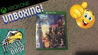 Gamestop Sucks! Kingdom Hearts Iii   Unboxing Xbox One X!