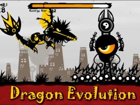 Dragon Evolution for iPhone and iPad
