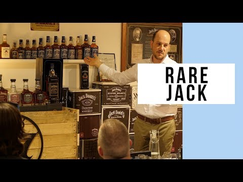 The My Bottle Shop Jack Daniel's Experience With Stuart Reeves
