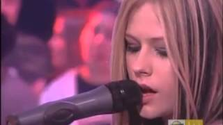 Avril Lavigne Together Live In Much Music 2004 2/13