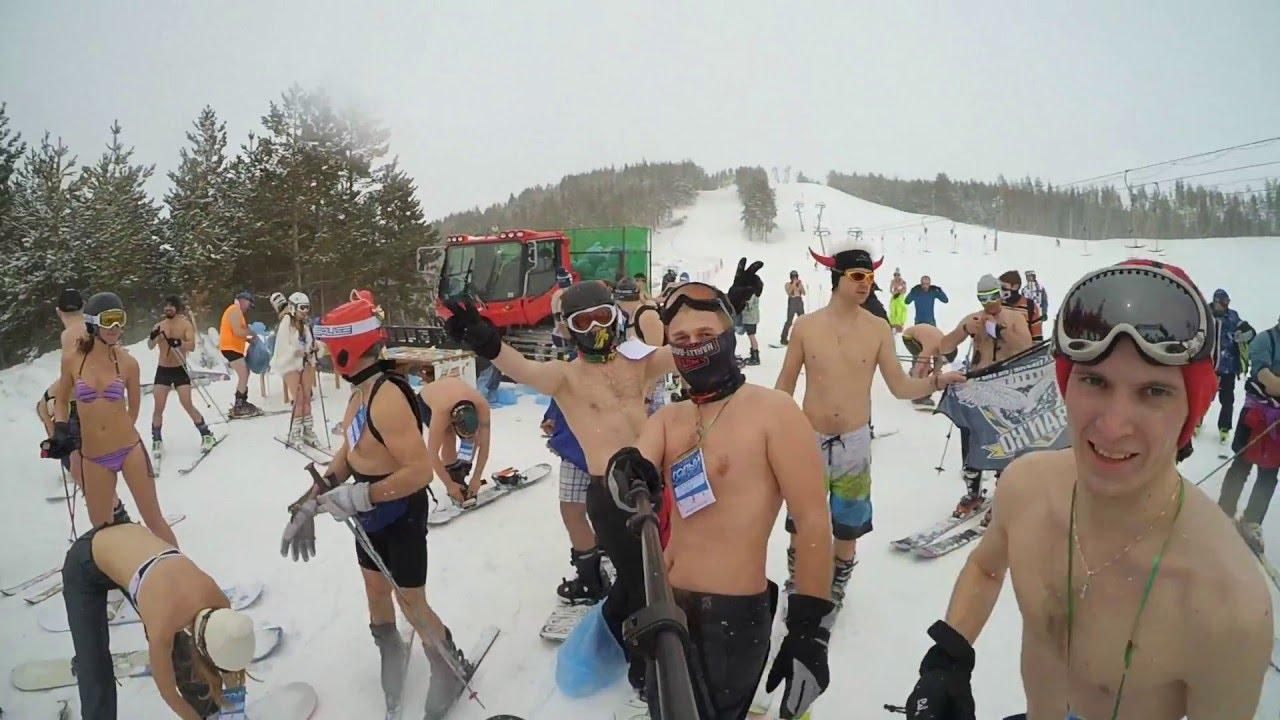 Голый спуск 2016 сноубординг
