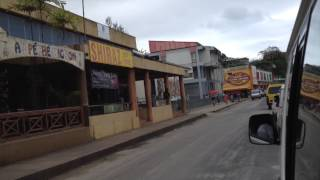 Vanuatu - Port Vila Traffic Jam