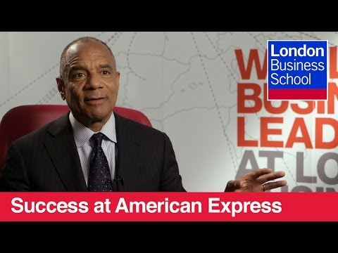 3 Key Factors To Success At American Express | London Business School