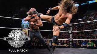 FULL MATCH - Adam Cole vs. Tommaso Ciampa – NXT Title Match: NXT TakeOver: Portland