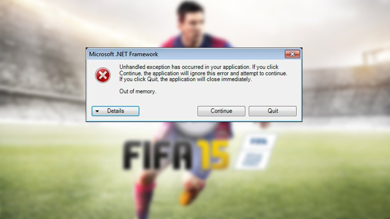 FIFA 2018| Net Framework and lag FIX !