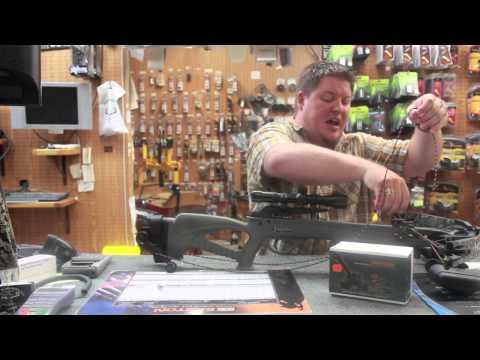 Important Announcement About Your Horton Crossbows: Using A Parker Crank On Horton Crossbows