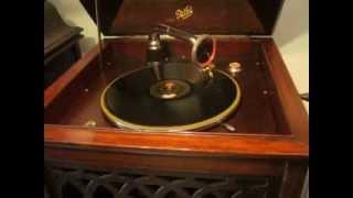 CHU - CHIN - CHOW  ( Louis Winsch ) - Pathe Sapphire 1918