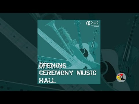 Opening Ceremony Music Hall