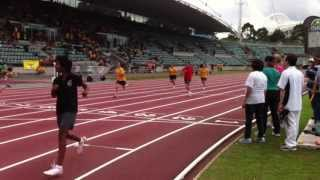 Athletics Carnival 2013