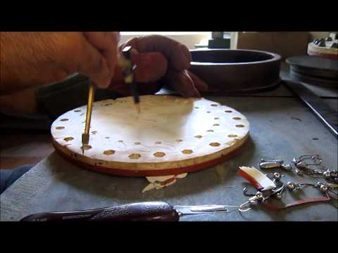 How to make silicone molds by Larry Razza