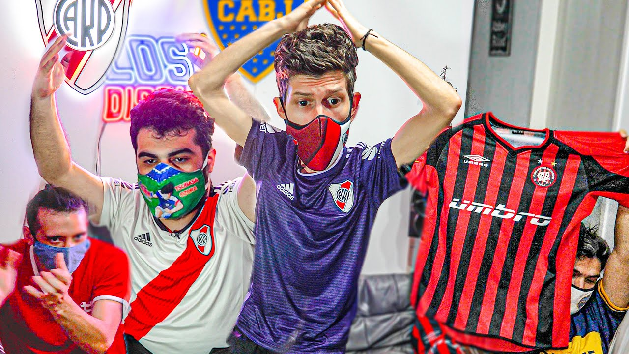 Reacciones de Amigos   Paranaense vs River   Copa Libertadores 2020