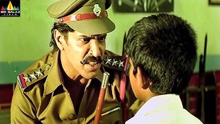 Salute Telugu Movie Part 815  Vishal Nayanatara  Sri Balaji Video