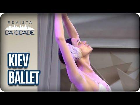 Espetáculo: Kiev Ballet - Revista Da Cidade (20/02/2018)