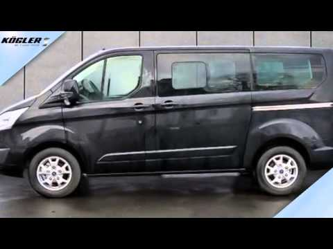 ford tourneo custom kombi 300 l1 titanium 33 youtube. Black Bedroom Furniture Sets. Home Design Ideas