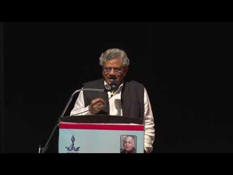 Sitaram Yechury-1st H A Halim Memorial Lecture