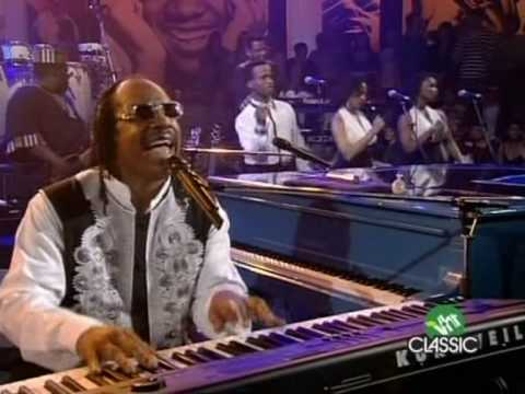Stevie Wonder - Higher Ground (Live in London, 1995)