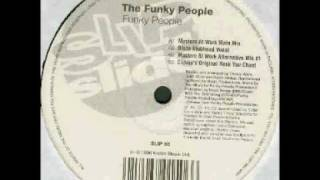 Funky People - Funky People (MAW Alternative Mix #1)