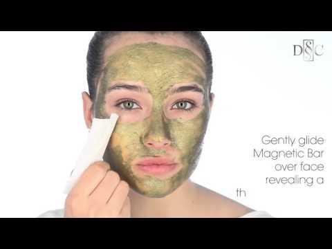 Deep Sea Cosmetics Mineral Matrix Kit 24K Gold Treatment