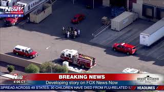 CARBON DIOXIDE LEAK: Reported at Phoenix area commercial building (FNN)