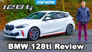 BMW 128ti 2021 review - the best FWD hot hatch you can buy?