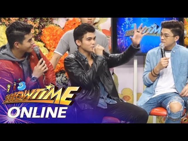 It's Showtime Online: Inigo Pascual asked Maris Racal to be his date