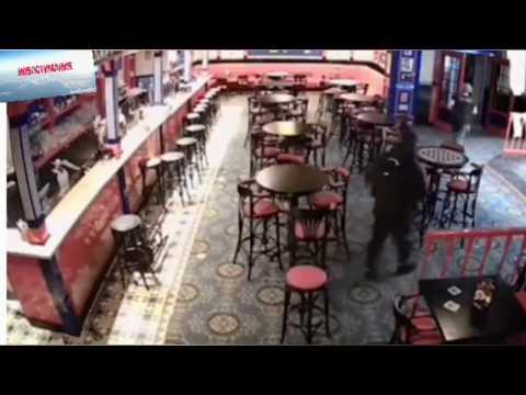 В Москве бармен убил засидевшегося гостя