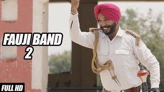 Fauji Band 2 | Punjabi Comedy Videos 2018 | Dhana Amli | Pawitar Singh