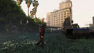 GTA 5 Mods The Last Of Us