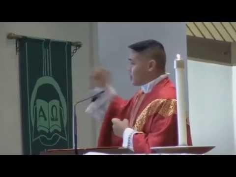 Catholic Mass in Fremont, California