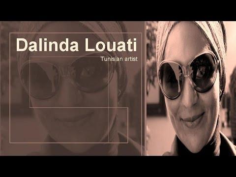 Mwafaq A films present, Dalinda Louati Tunisian artist 2013