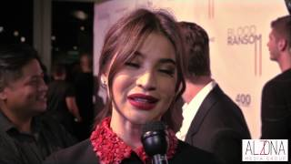 Anne Curtis at Los Angeles Premiere of Blood Ransom