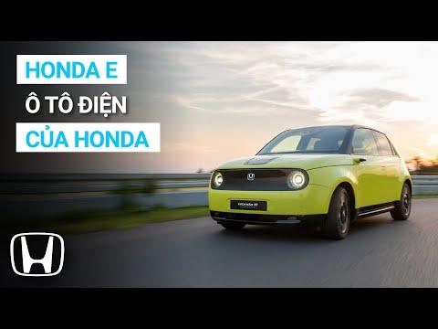 HONDA E Ô Tô Điện Của Honda Giá Từ 744 Triệu Đồng | HONDA PHÁT TIẾN