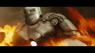 Iron Man   ''My Turn''   Escaping the Cave   Fight Scene   Movie CLIP HD VArrJu9uZr0