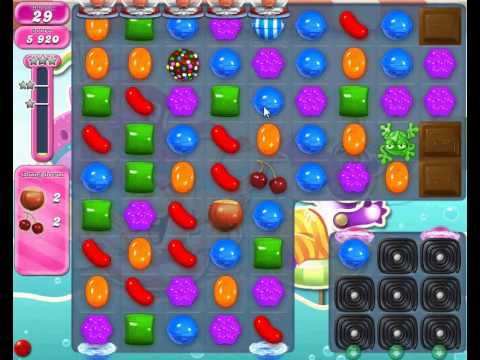 how to play candy crush level 1038