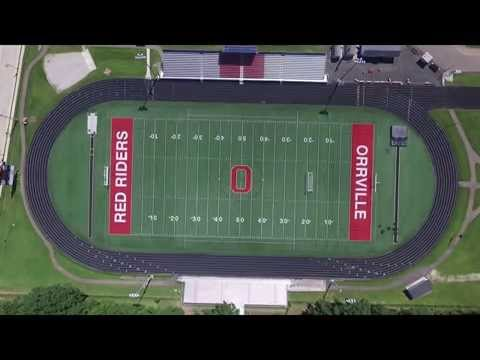 Orrville High School Ohio