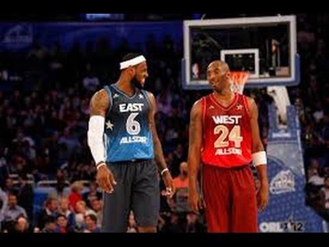 Lebron James Kobe Bryant trash talk - who