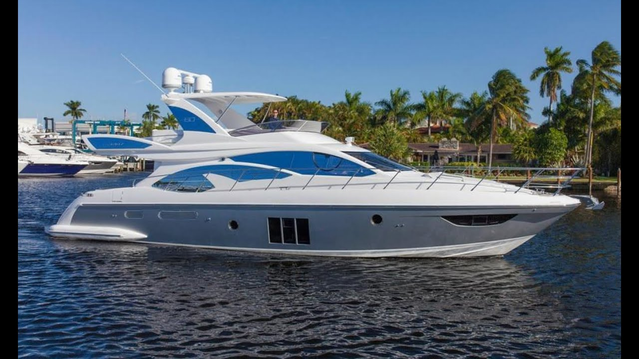 2016 azimut 60 flybridge yacht for sale at marinemax